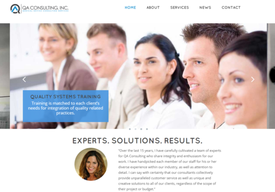 QA Consulting, Inc.