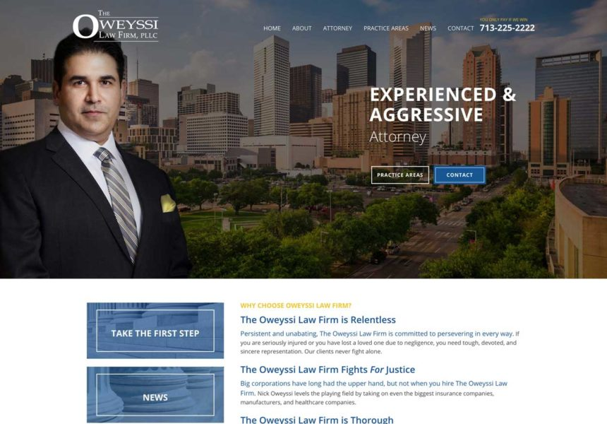 Houston Legal / Law Industry