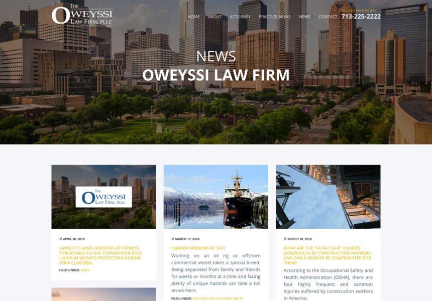 Houston Legal / Law Industry