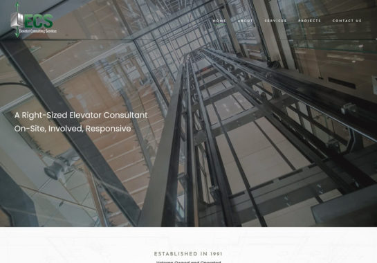 Elevator Consulting Services